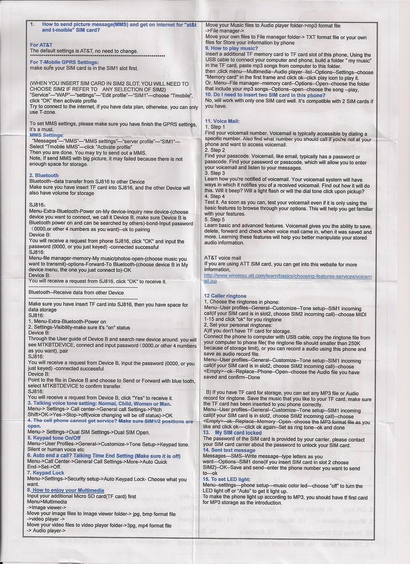 Manual Page 2